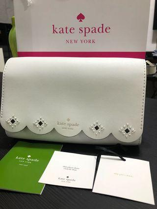 Kate Spade sling bag (Other design on my page)