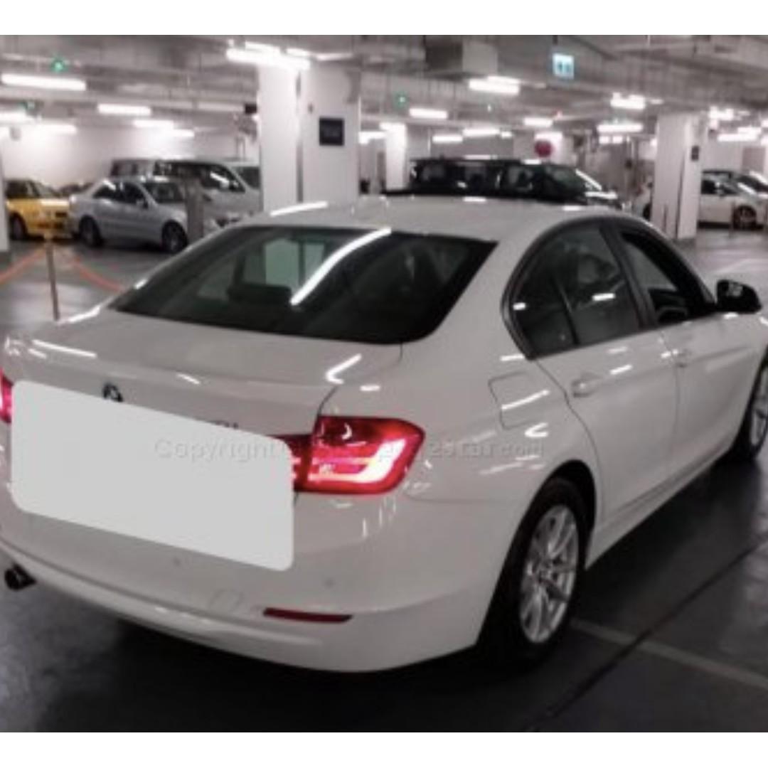 寶馬 BMW 320iA 2012