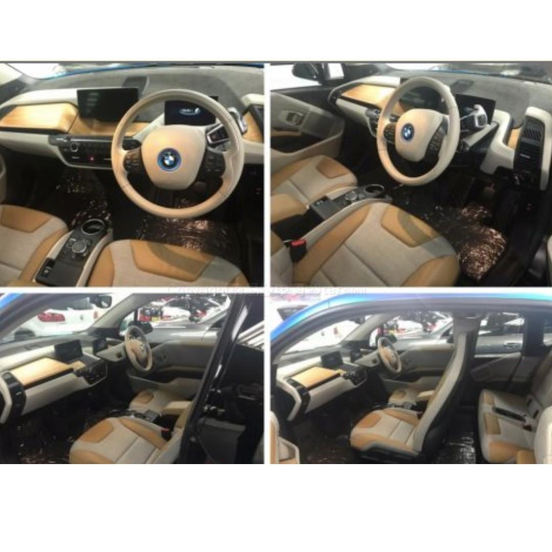 寶馬 BMW I3 94AH 2016