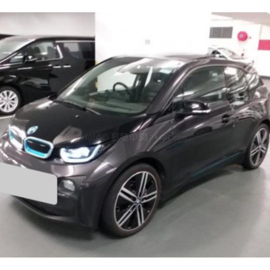 寶馬 BMW I3 2015