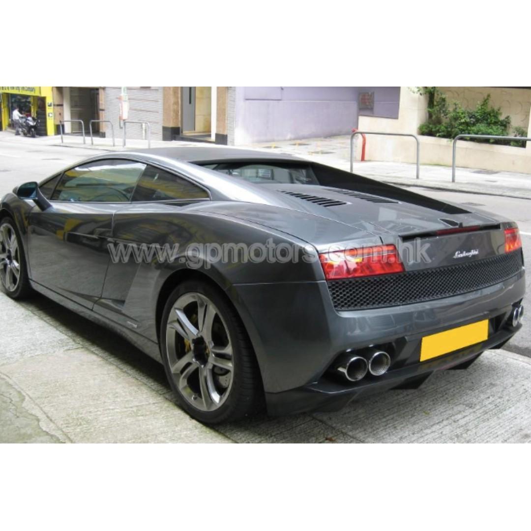 林寶堅尼 Gallardo Coupe LP5604 (Code 3614)