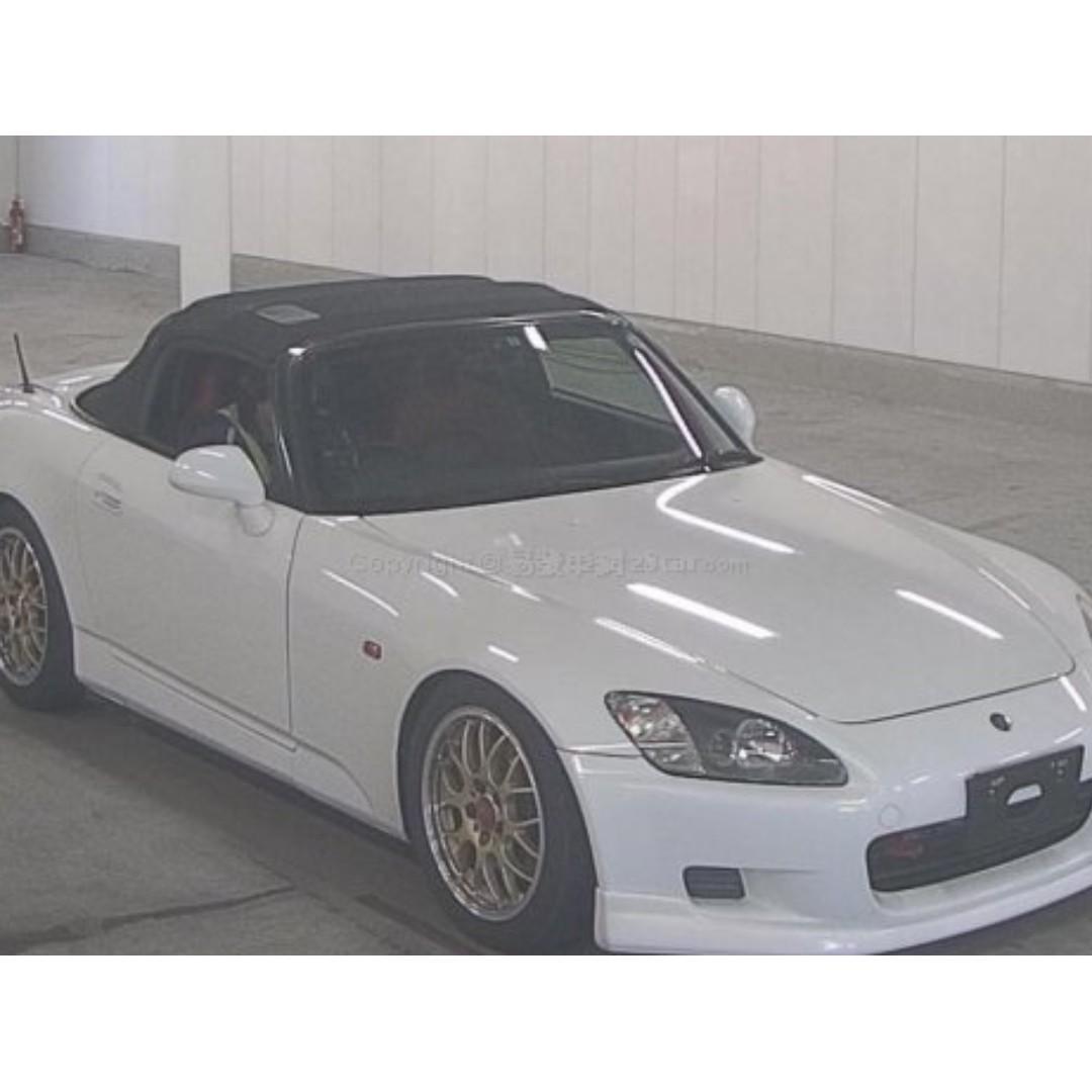 本田 HONDA S2000 AP1