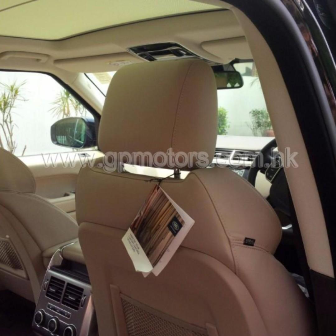 越野路華 Range Rover (Code 3561)