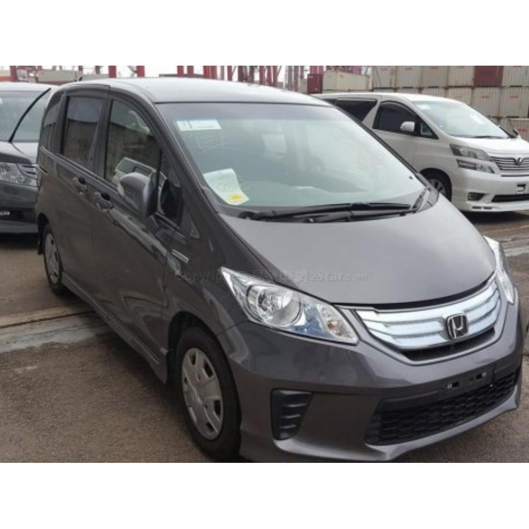 本田 HONDA FREED HYBRID