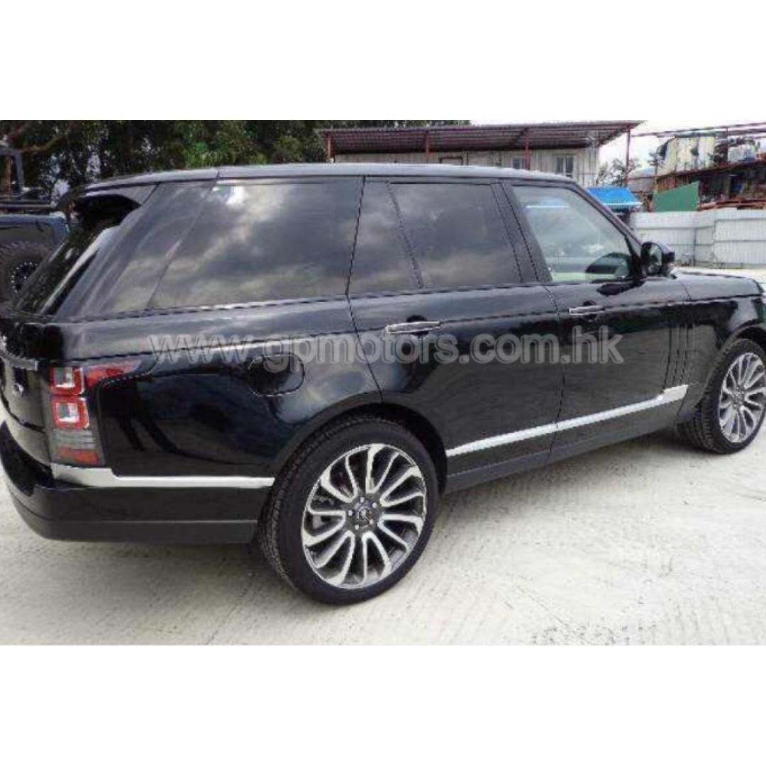 越野路華 Range Rover 5.0 V8 Autobiography (LHD) (Code 3294)