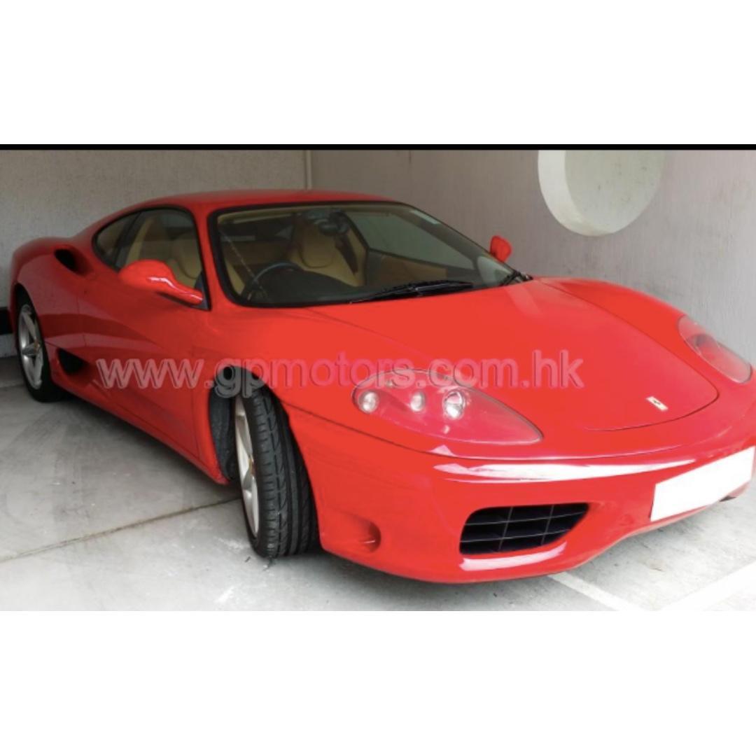 法拉利 360 Modena F1 (Code 3289)