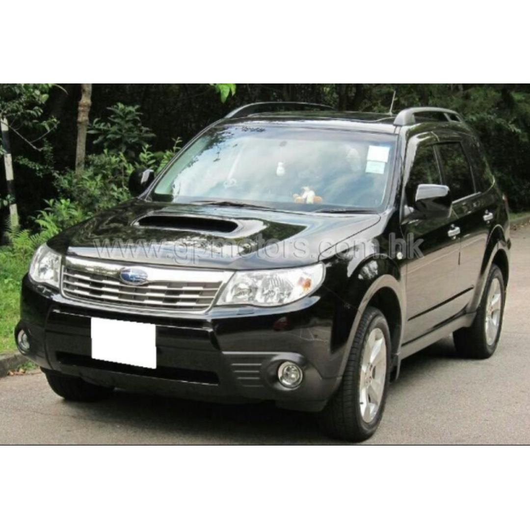 富士 Forester 2.5XT Turbo (Code 2905)