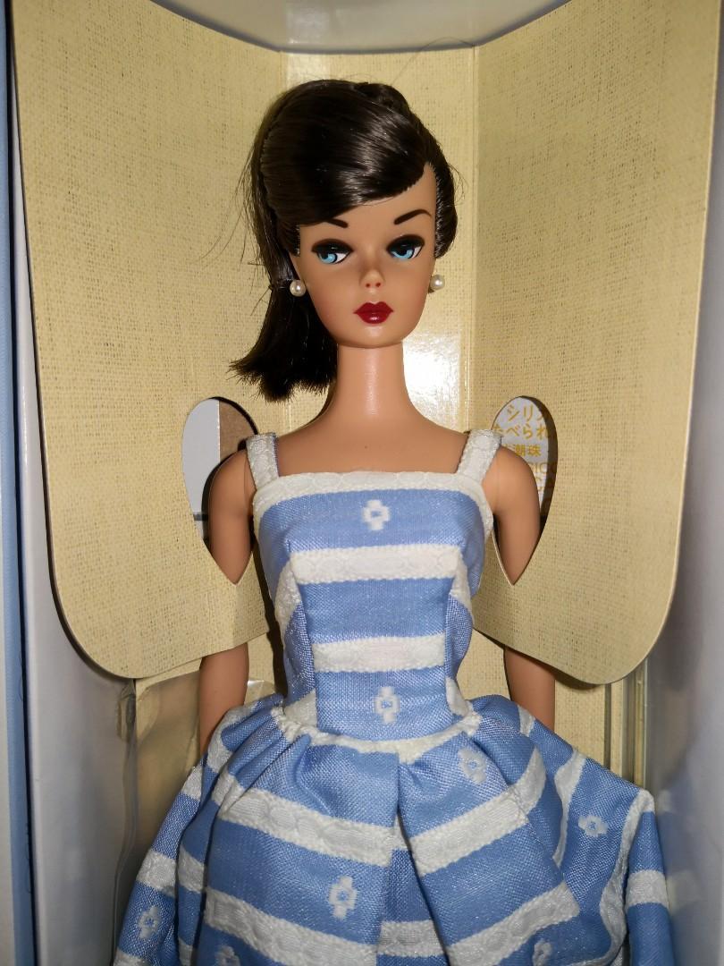 Barbie Suburban Shopper Dressed Doll (No Hat)