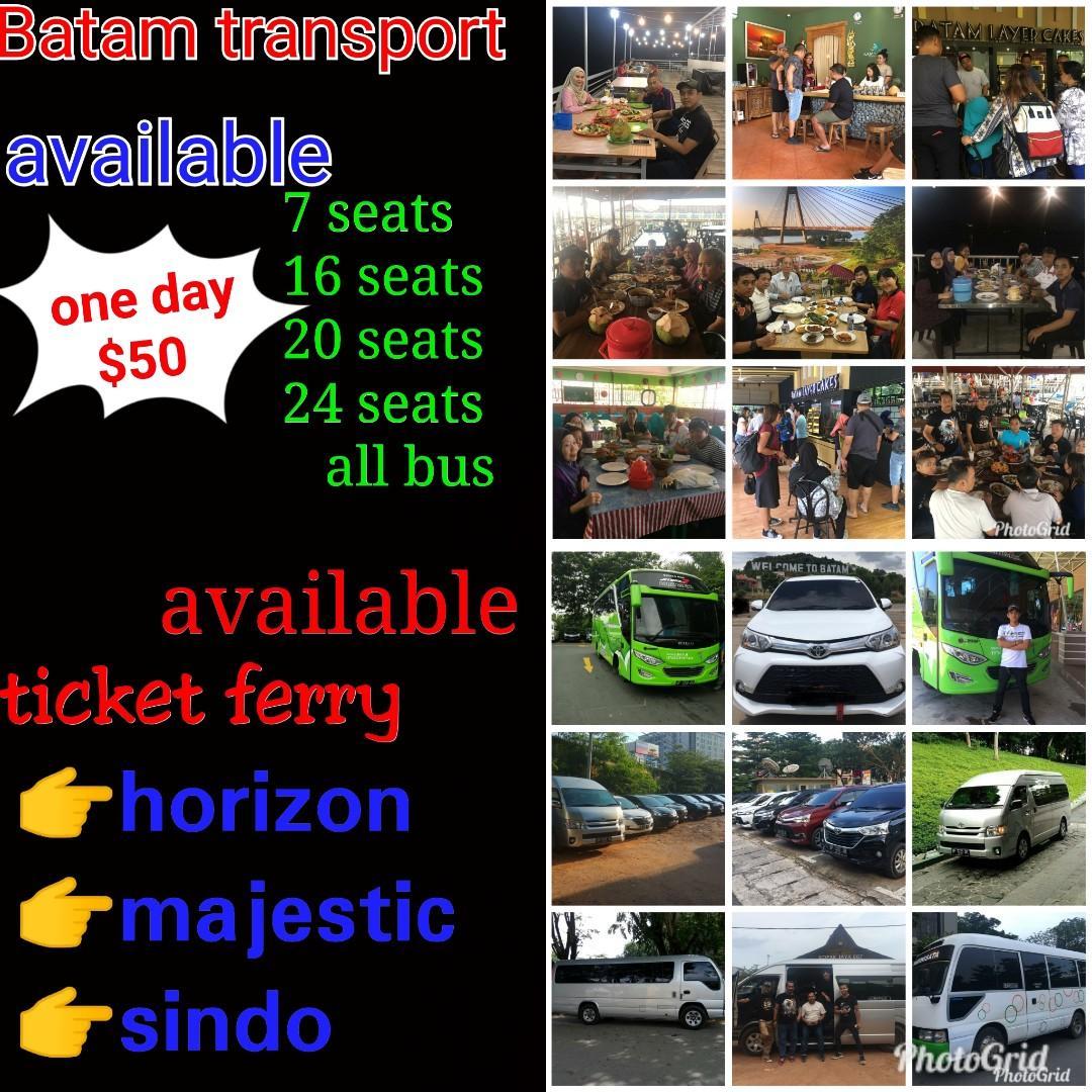 Batam transport (http://www.wasap.my/+6281372555570