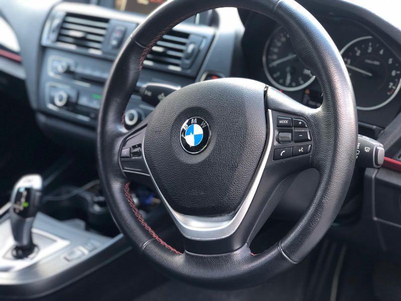 BMW 118I (F20) 2012
