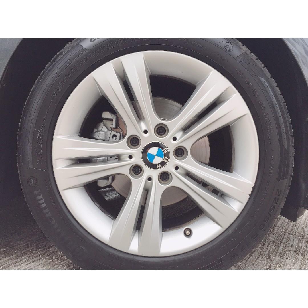 BMW   320iA 328iA SPORT F30   2016