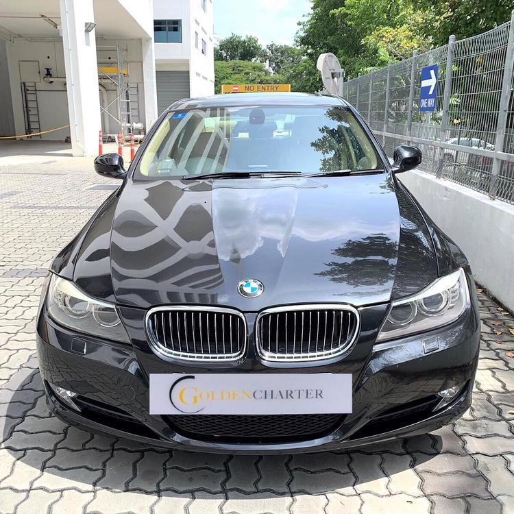 BMW 325I with sunroof For PHV Grab Go Jek/Personal Use Cheap Car Rental