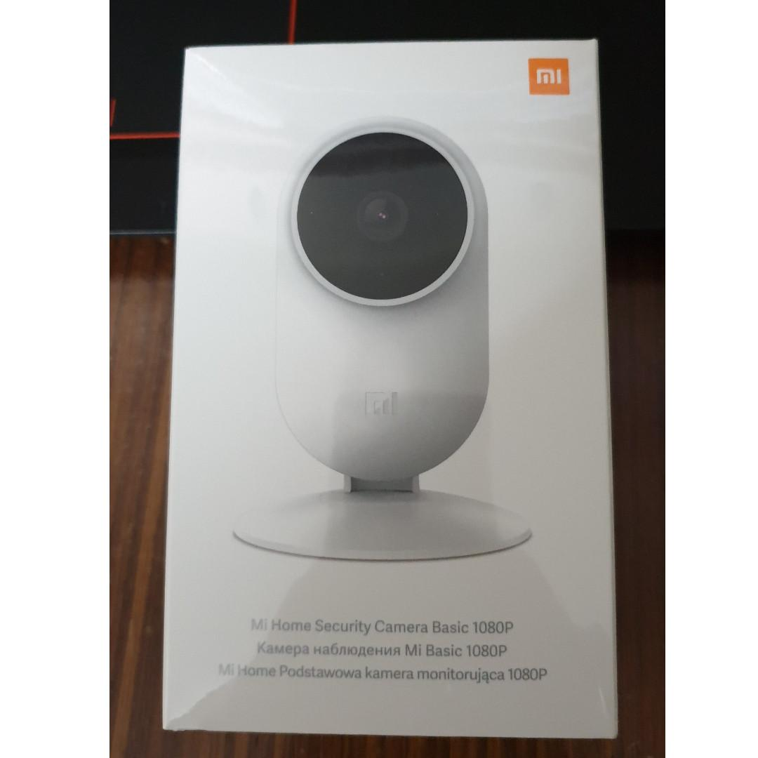 BNIB xiaomi mi home security camera basic on Carousell
