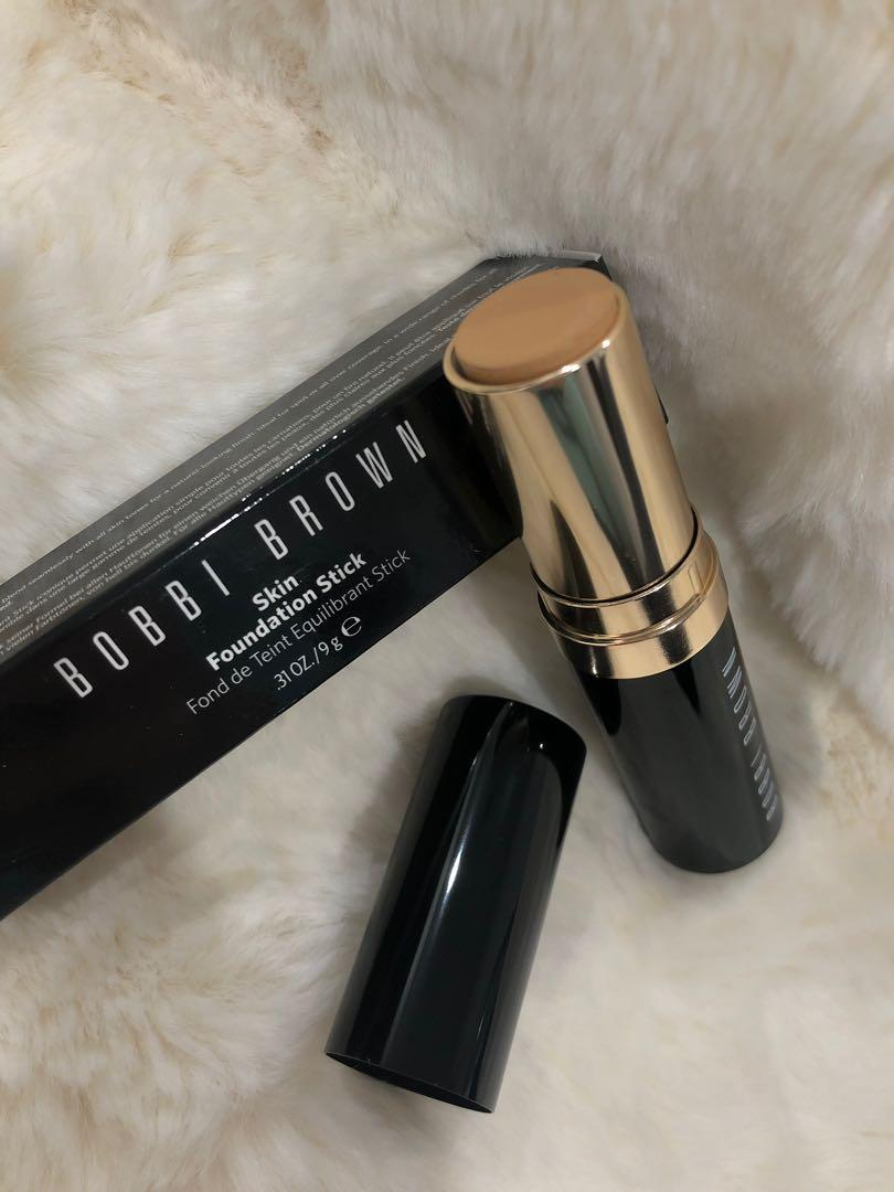 Bobbi Brown Skin Foundation Stick - Warm Neutral 4.5