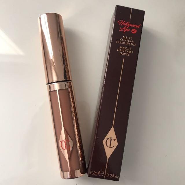 "Charlotte Tilbury Hollywood Lips Liquid Lipstick in ""Rising Star"""