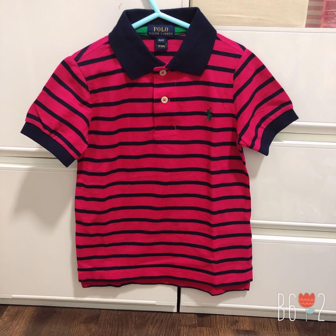 presenter grossisthandlare bra priser CLEARANCE SALE! Ralph Lauren Polo Shirt, Babies & Kids, Boys ...