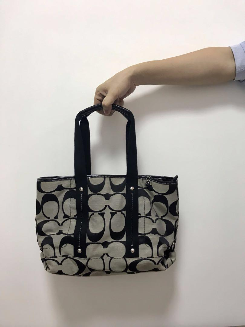 Coach三用3-way手上膊斜背袋❤️crossbody shoulder handbag