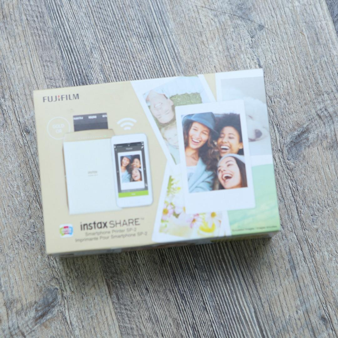 Fujifilm Instax Share Smartphone Printer (print photos from your smartphone instantly)!!
