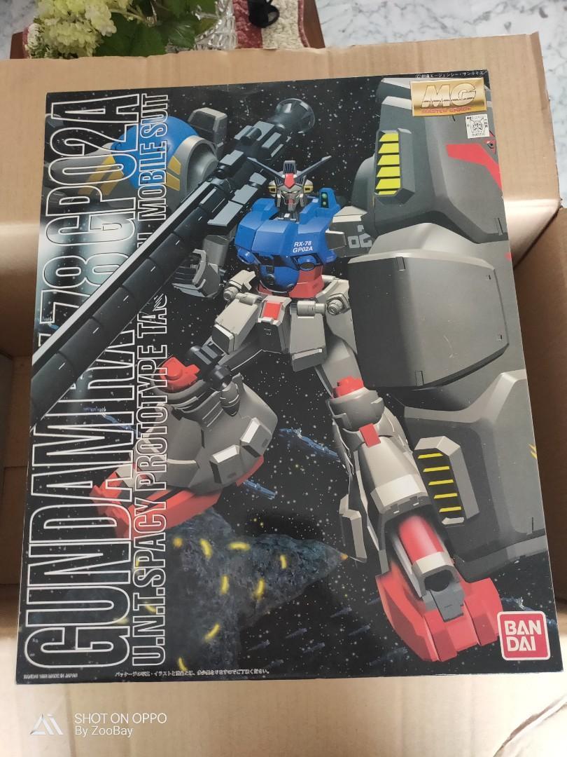 Gundam RX-78 GP02A MG