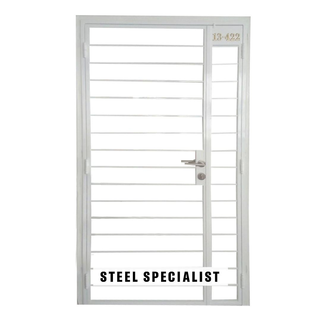 HDB Gates / Mild-steel gates / GSS PROMO