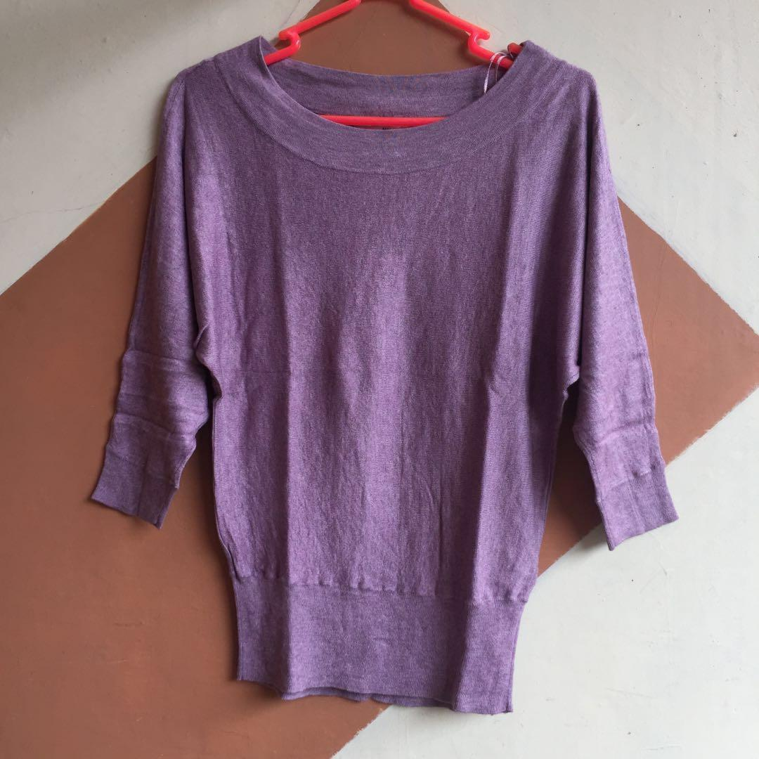H&M longsleeve top tshirt panjang