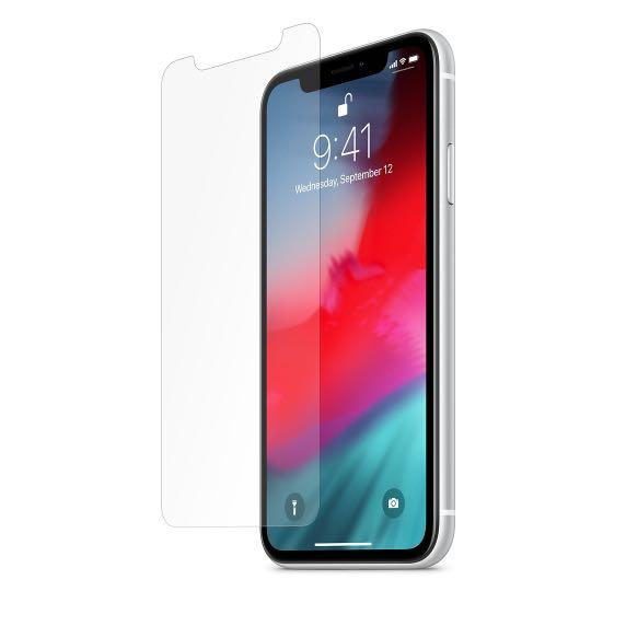 iPhone XR Screen Protector - Tempered Glass