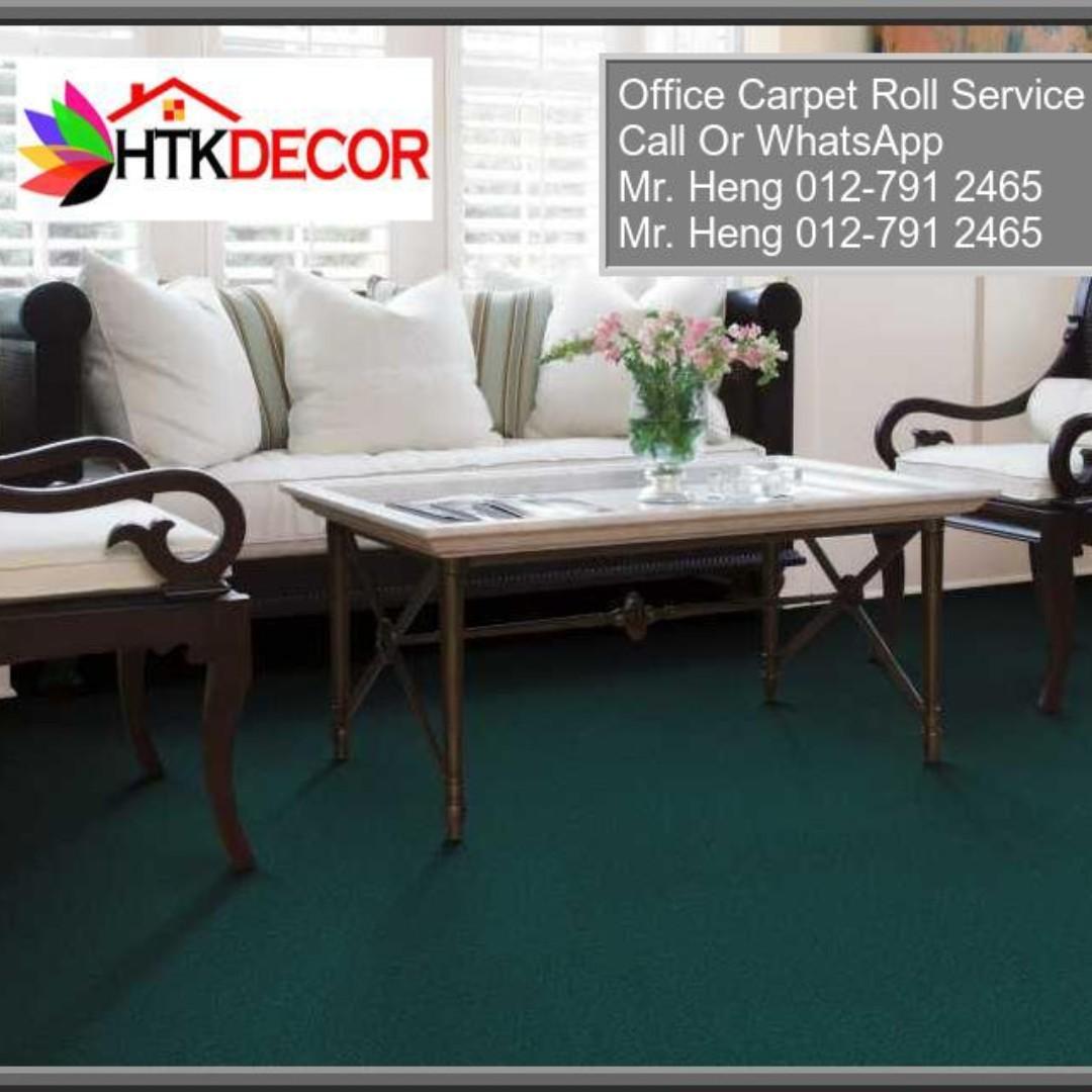 Jawi Carpet Office with Install Mr.Heng 012-791 2465 Penang Carpet