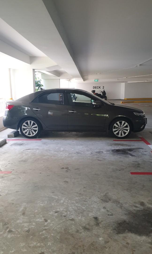Kia Cerato (Personal Car/Auto)