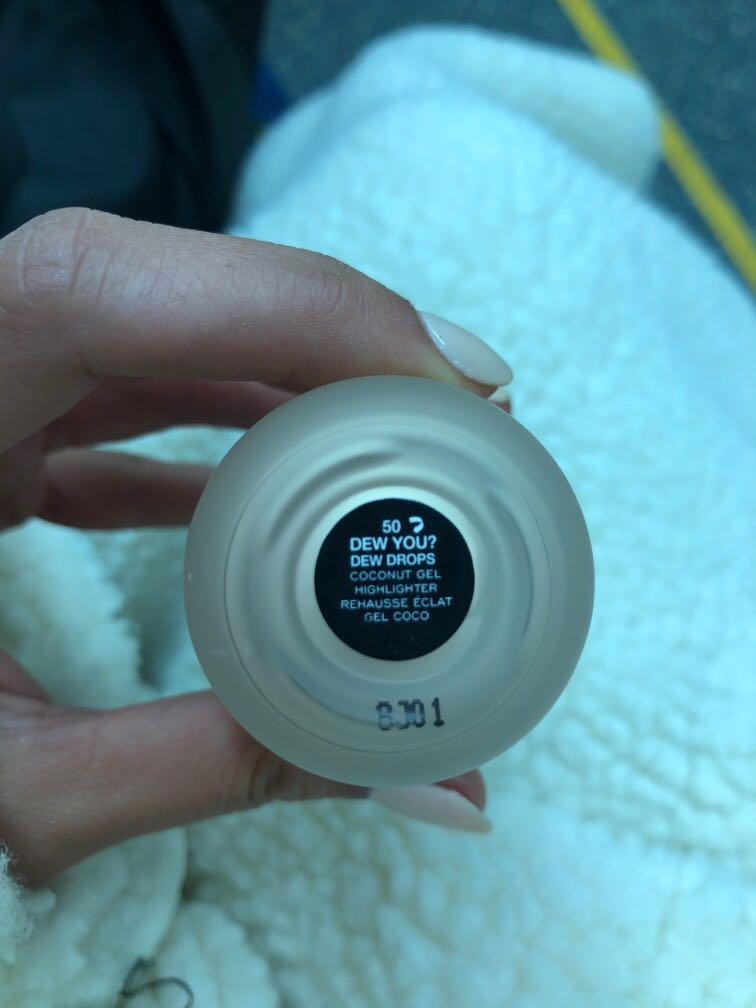 Marc Jacobs Dew Drops Coconut Gel Highlighter in 50 Dew You?