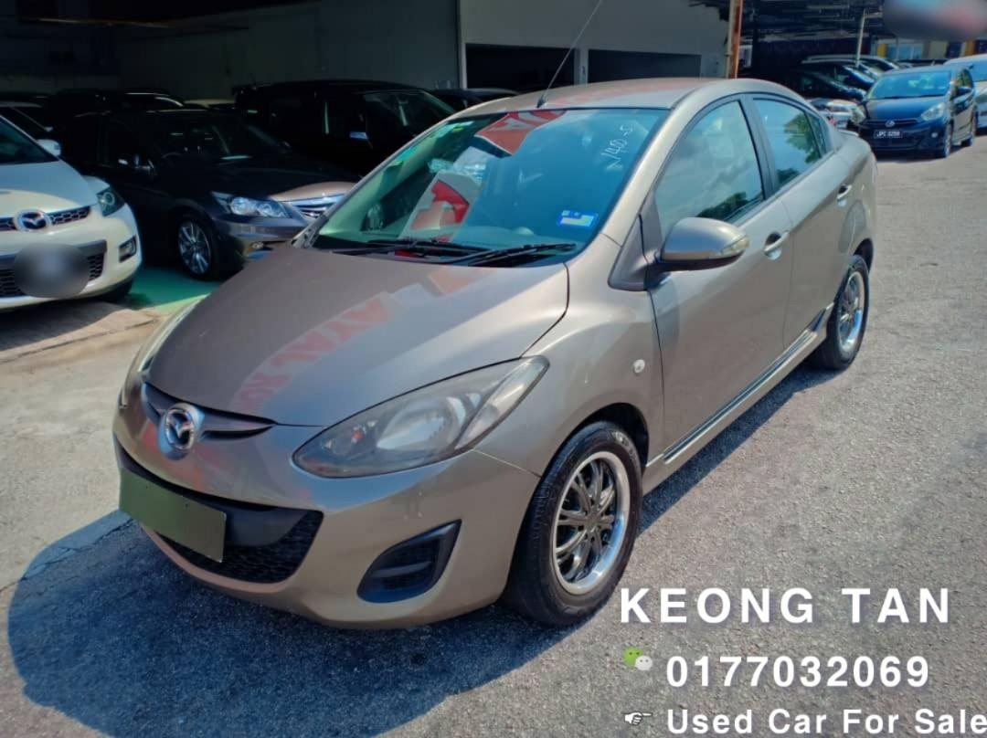 MAZDA 2 1.5AT 2010TH🎉Cash OfferPrice!!Rm21,800💲Only!! Lowest Price InTown🎉