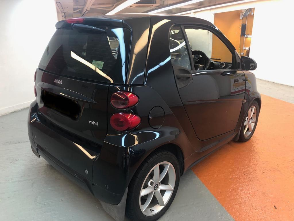 MERCEDES-BENZ Smart Fortwo 2012