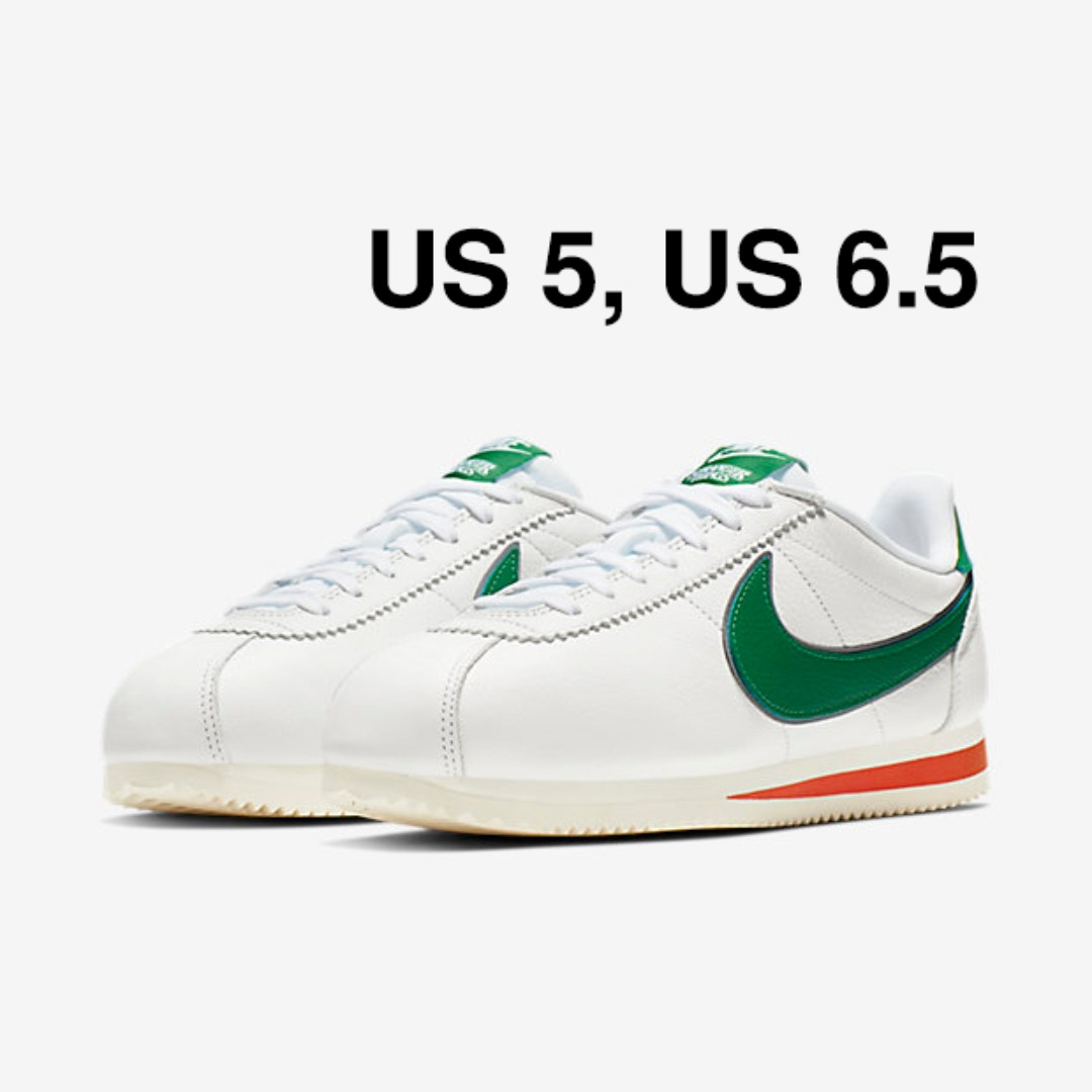 quality clearance prices details for Nike Classic Cortez Stranger Things Hawkins High School - US 5 & US 6.5
