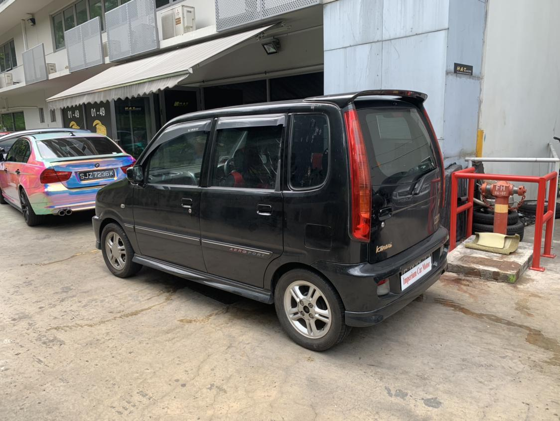 Perodua Kenari EZ AERO Auto, Cars, Cars for Sale on Carousell