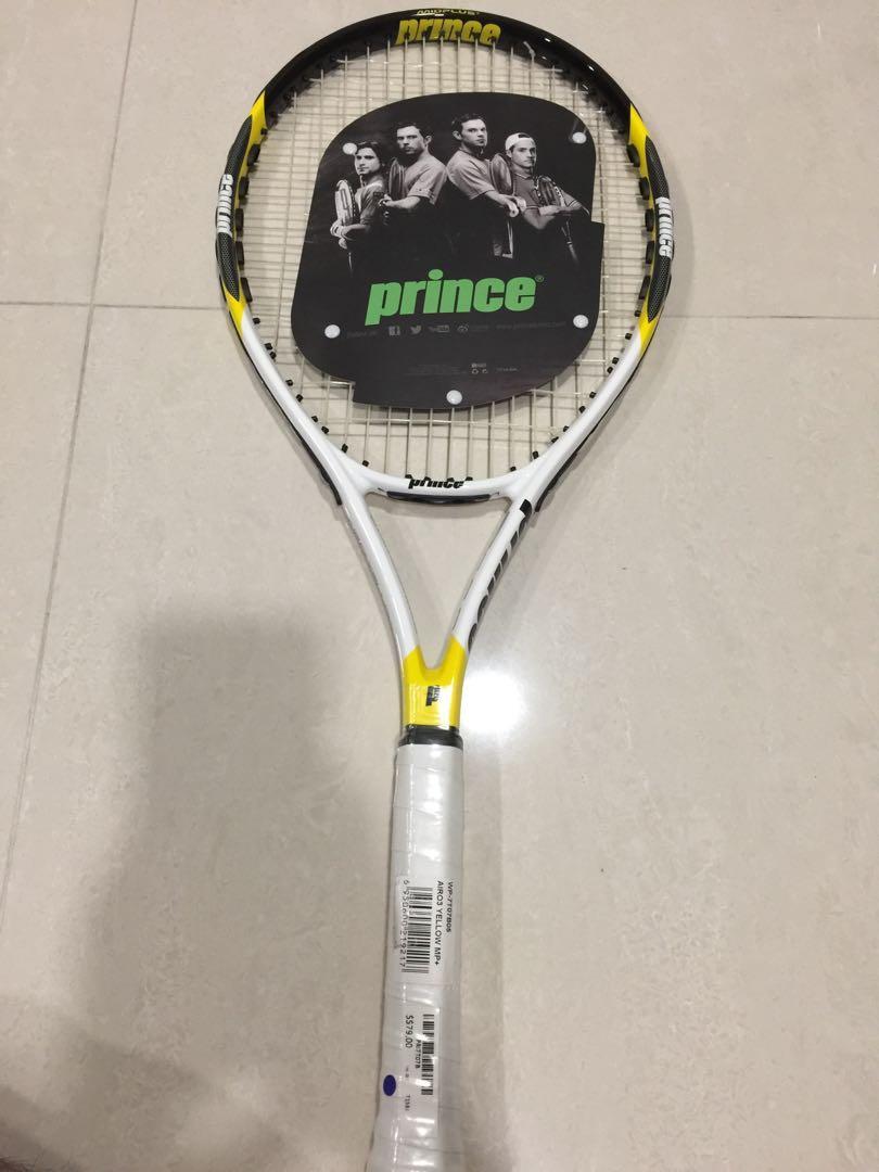 Prince Tennis Racket AIRO YELLOW MP+