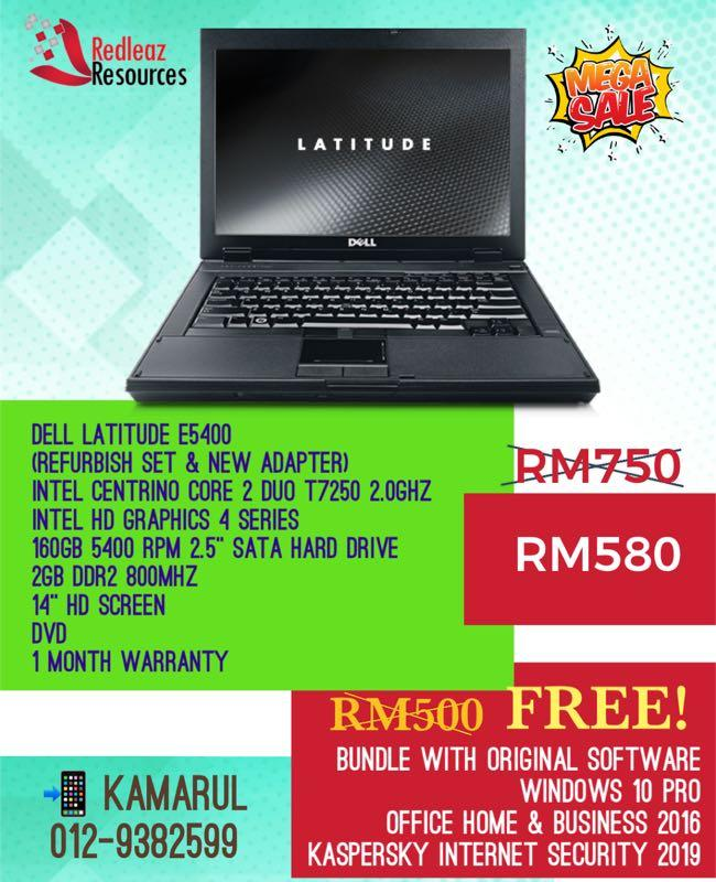 Amazing Promotion Dell Latitude E5400 Laptop Notebook With 3 Home Interior And Landscaping Palasignezvosmurscom