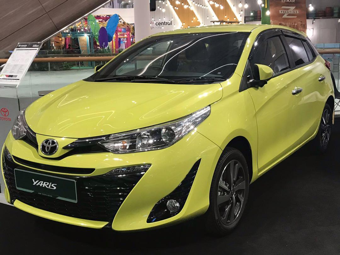 ❗️Promo❗️Toyota Yaris / Toyota Vios + Cash Rebate + Free Bodykit