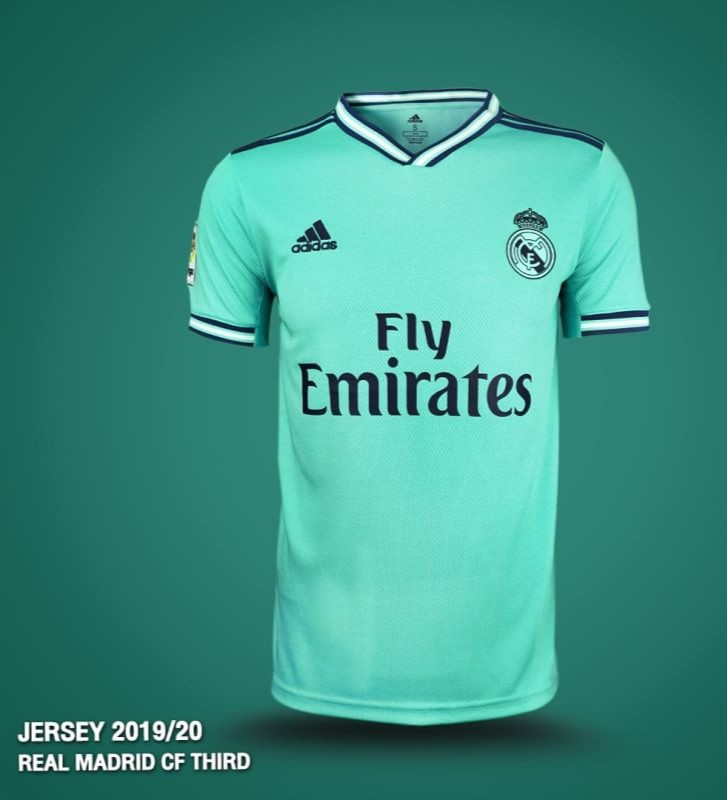 best sneakers 7b8d0 e4512 Real Madrid 3rd kit Jersey