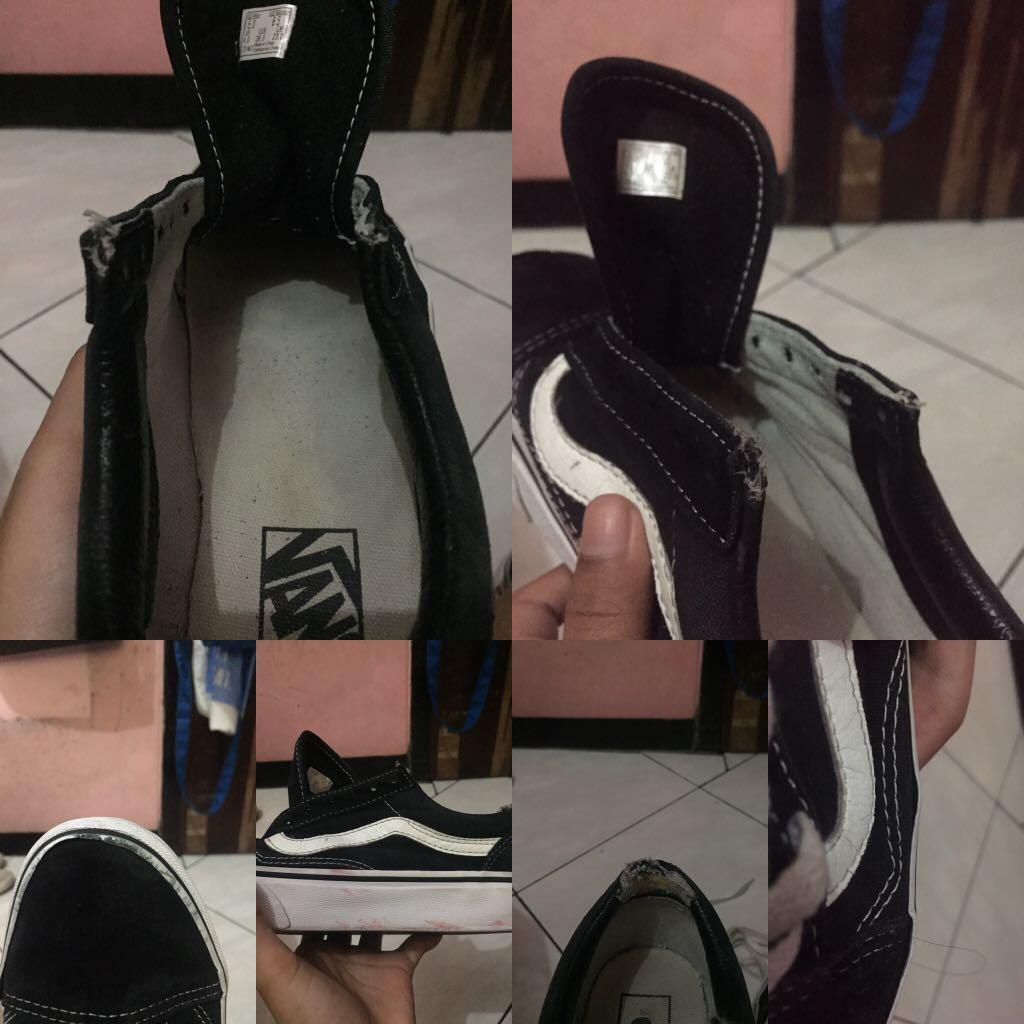 Sepatu Vans Old Skool Premium