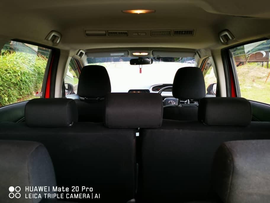 SEWA BELI>>TOYOTA SIENTA 1.5 DUAL VVTI G SPEC 7 SPEED AUTO (MPV)  2016