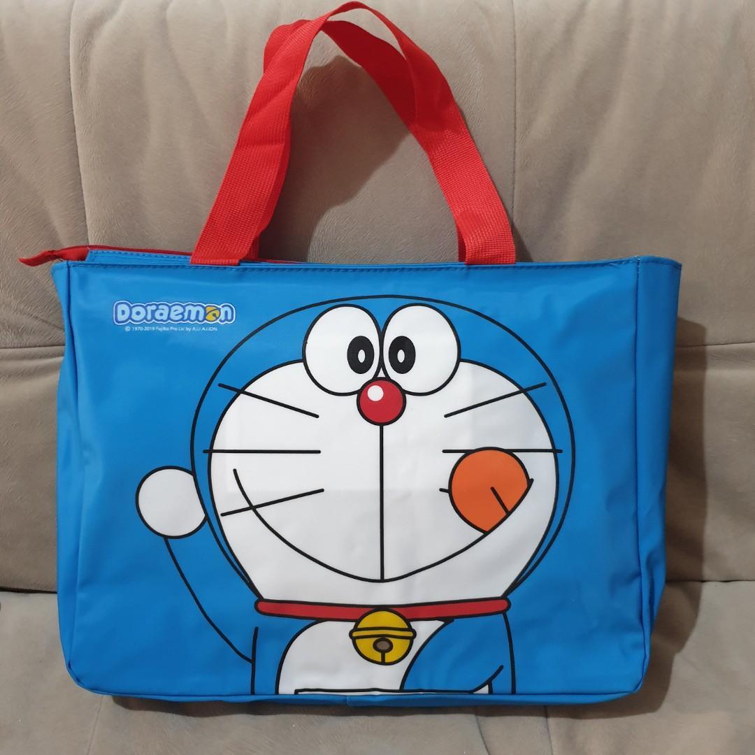 Tas Doraemon Big Size Lucu Women S Fashion Women S Bags