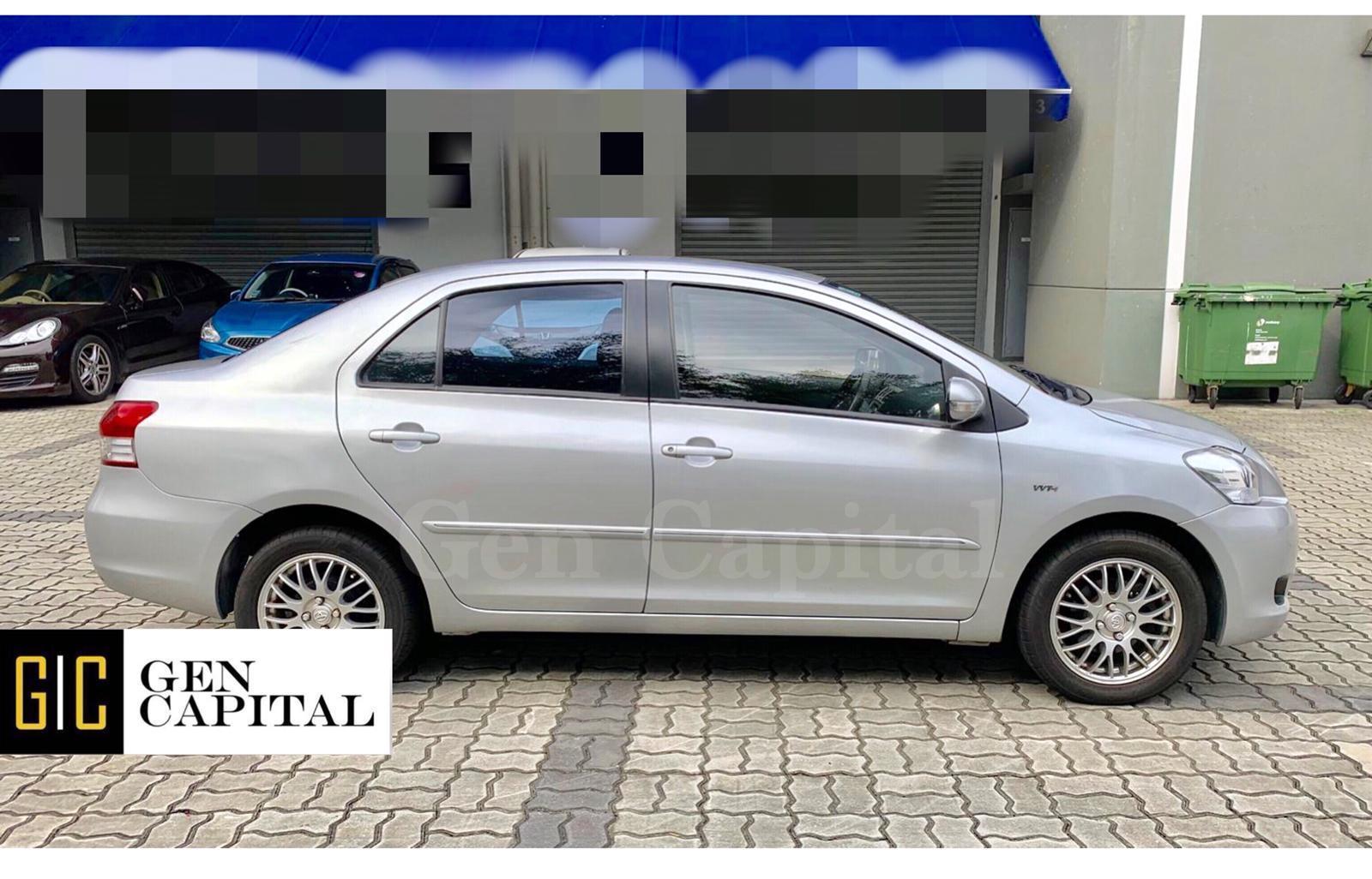 Toyota VIOS 1.5A • Grab Gojek Ryde Tada & Non PHV Car Rental Services