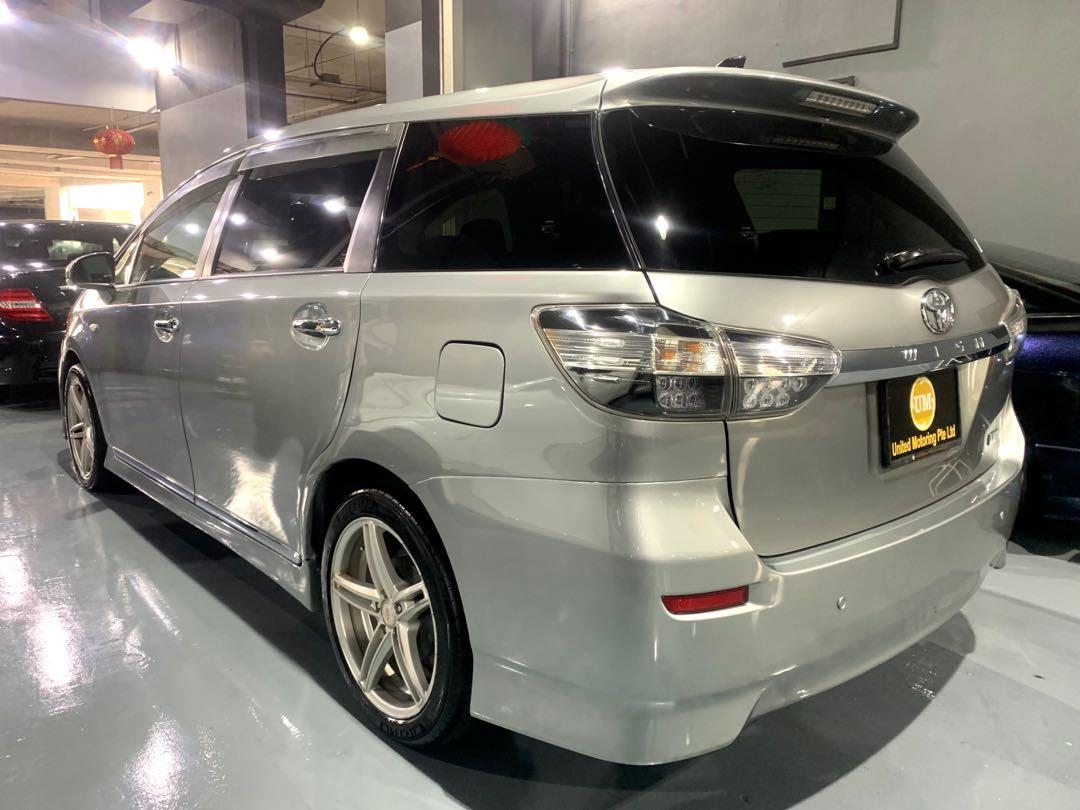 Toyota Wish Auto 1.8