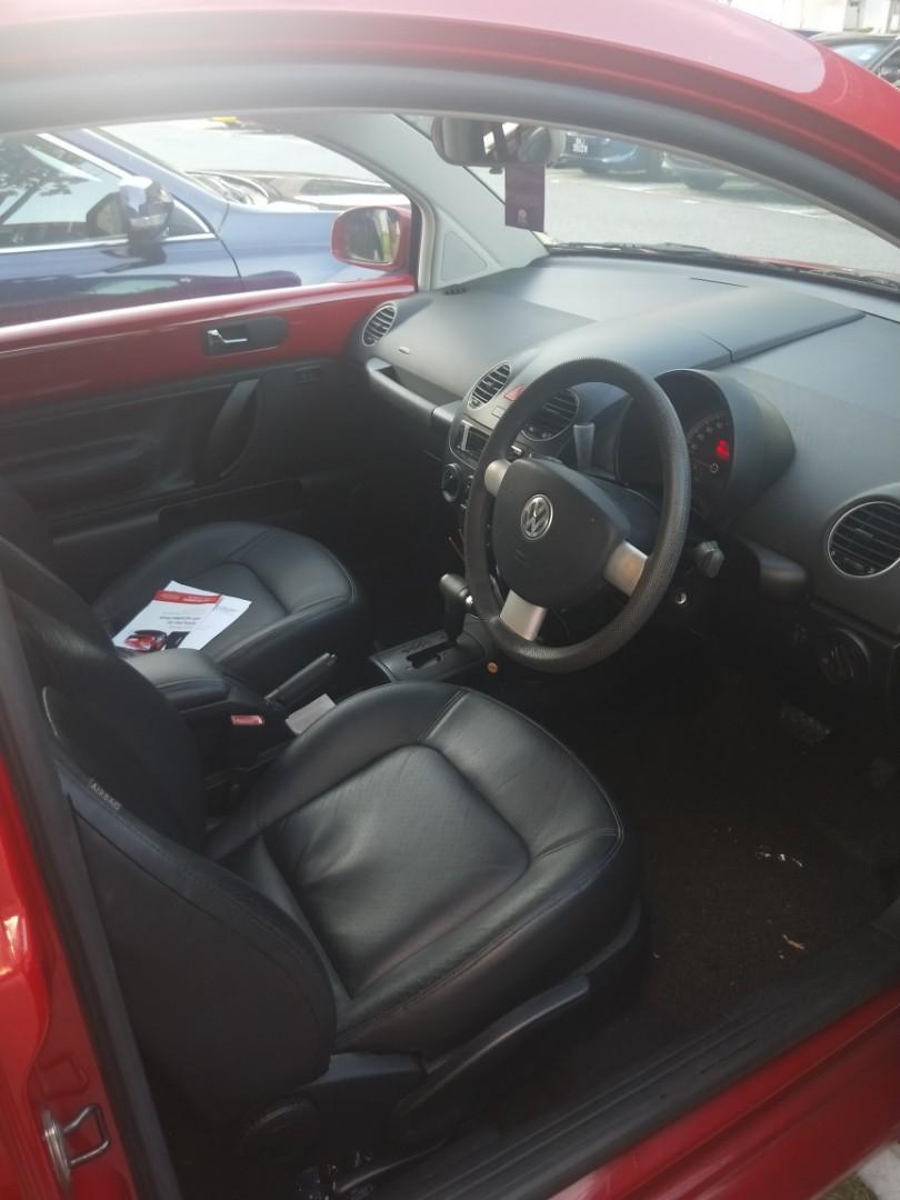 Volkswagen New Beetle 1.6 Auto