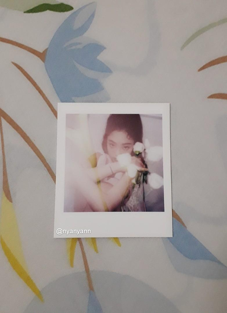 [WTS Only] BLACKPINK Jennie Solo Photocard (Normal Edition)