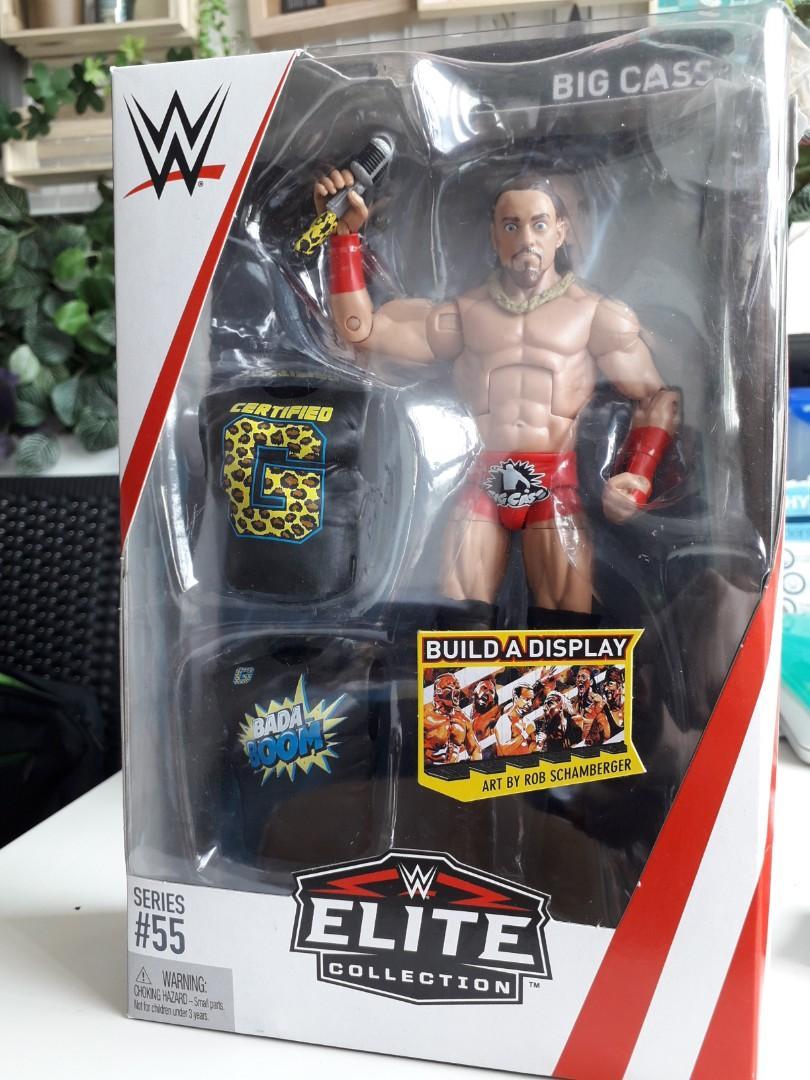 Wwe Mattel Elite Series Big Cass