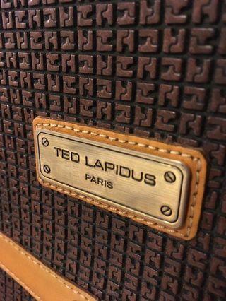 🇫🇷《TED LAPIDUS》皮革公事包