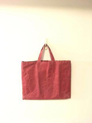 🚚 🇯🇵《SIWA.紙和》深澤直人A4和紙手提袋