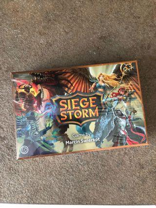 Siegestorm special expansion pack