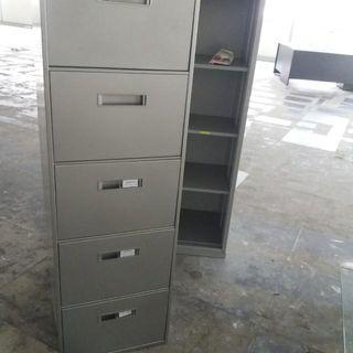 Brand STEELCASE from USA  5 Drawers Cabinets Only With Key.. Hurry Only 1 Set ..like New ..metal Call 90899511