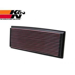 K&N高流量原廠交換型空氣濾芯 33-2046 JEEP WRANGLER 86-97